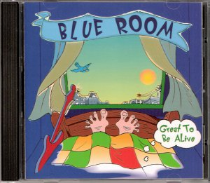 Blue Room Great To Be Alive Brian Neller Blues Jazz CD Canadian