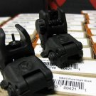Magpul MBUS Back Up Front and Rear Flip Sight #MBUS-1 (Black)