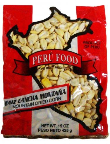 Peru Food Maiz Cancha Dried Corn 15 oz ON SALE limited inventory