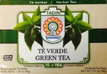 Green herbal tea  ON SALE