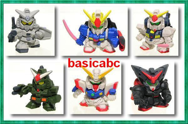 Gashapon SD Gundam Part 20 Z Shinning MK-II G-3 Master