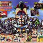 Gashapon SD Gundam Part 35 RX-78-6 NT-1 Alex GM Sniper RX-79G Gunperry SET