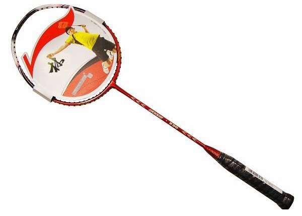 2 pieces lot  Li Ning Badminton Racquets racquet racket N90II / N90 II / N90-2 100% carbon fibrer