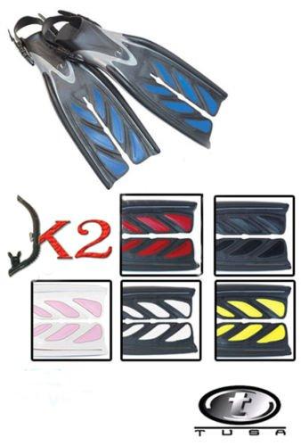 TUSA X-Pert Zoom Z3 Open Heel Split Fins (SF-15)