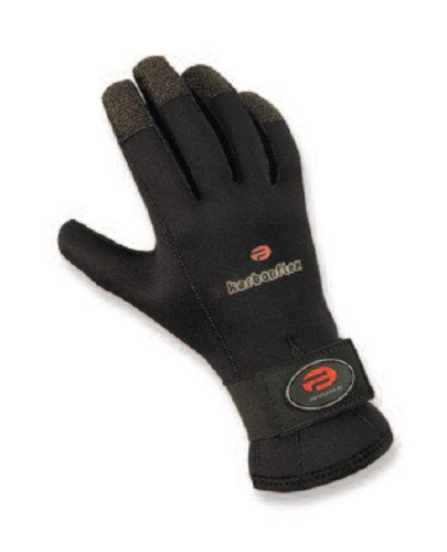 PINNACLE KARBONFLEX KEVLAR 4MM GLOVES; SMALL NIB