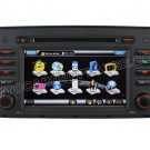 "Car DVD Player with GPS navigation 7"" HD touchscreen iPod-control for 2008-2010 Smart Fortwo"
