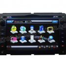 "7"" Touchscreen DVD GPS Navigation Player with Bluetooth iPod for 2007-2010 Chevrolet Monte Carlo"