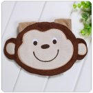 Baby Infant Bib - Boy Monkey by BabySafe