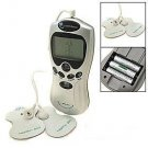 Digital Therapy TENS Machine for Pain Relief and Control with Two Wire Electrode Pads