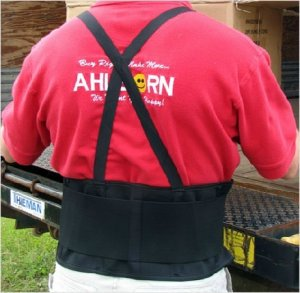 Work Back Braces / Back Support Belt for Back Protection, Scoliosis