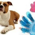 Glove Hand Brush for Dogs by HappyPet