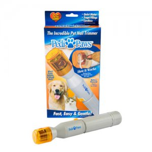 Pet Pedicure Dog Nail Trimmer for Nail Care by Pedi Paws