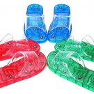 Massage Sandals with Foot Health Magnets