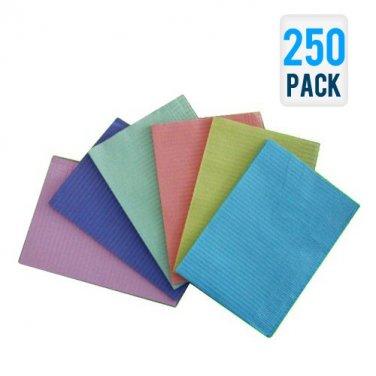 Disposable Dental Bibs (200 Piece Pack)