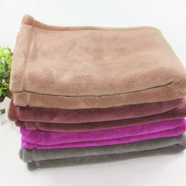 Blanket for Dog and Cat | Durable Fleece Pet Blankets (2 Pieces)