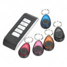 5 in 1 Wireless Remote Control Set of Five Key Chain Key Finders
