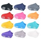 Anti Slip Socks for Toddlers and Infants (12 Pairs)