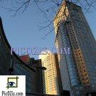 """VCI001201109 - Sydney buildings - 15x20cm (6x8"""")"""
