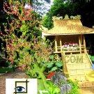 "VLA007201109 - Bali flowers - 20x30cm (8x12"")"