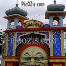 "VCI004201109 - Luna Park in Melbourne  - 15x20cm (6x8"")"