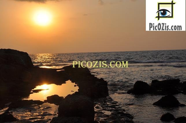 "BSU004201109 - Stunning sunset - 20x25cm (8x10"")"