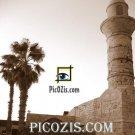 "VBW007201109 - Caesarea Israel - 20x25 cm (8x10"")"