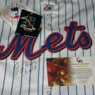 Jose Reyes Autographed Mets Jersey