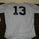 Alex Rodriguez autographed Jersey w/Final Year Yankee Stadium Patch