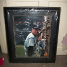 Ted Williams autographed 16x20 Photo professionally framed