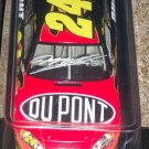 Jeff Gordon autographed Dupont 1:24 Die-Cast car