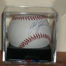 Josh Johnson autographed official authentic baseball