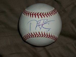 CC Sabathia autographed authentic baseball/GAI coa