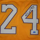 Brand New Kobe Bryant Autographed Revolution 30 Adidas Gold Lakers Jersey