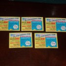 1984 Topps All-Star Baseball Game Sweepstakes cards-10 pk
