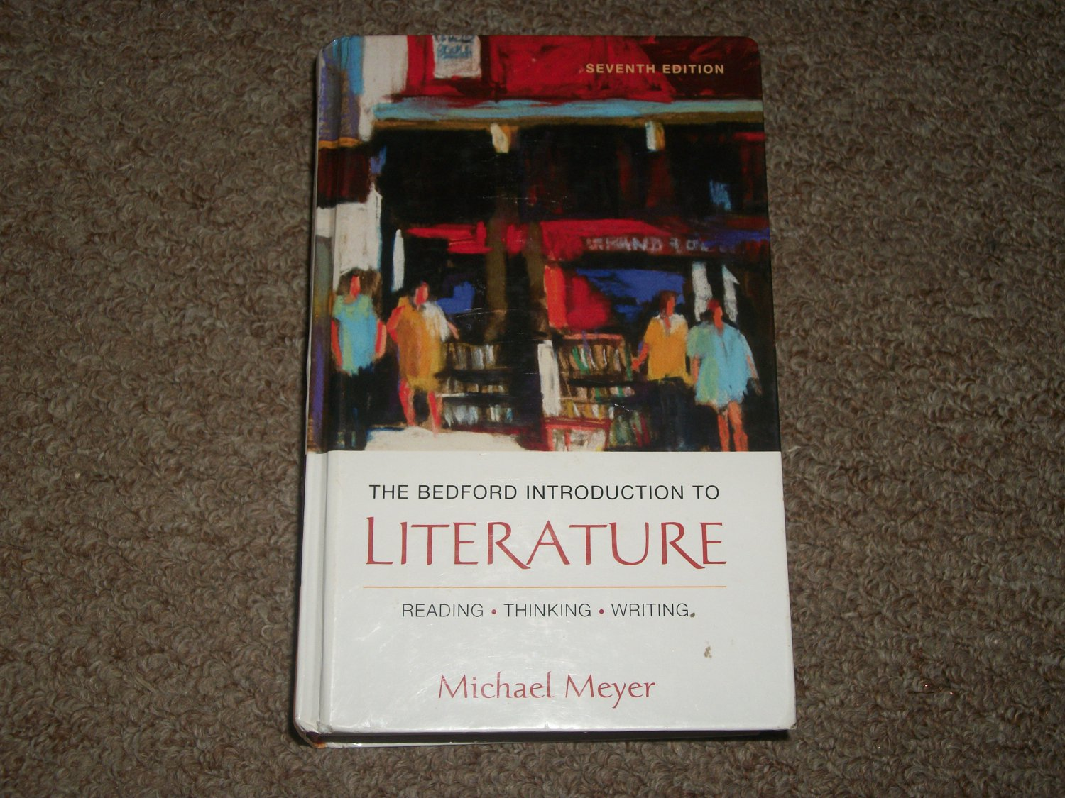 The Bedford Introduction to Literature/Seventh Edition- Michael Meyer