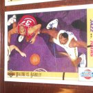 91-92 Upper Deck Malone vs. Barkley- Classic Confrontation card