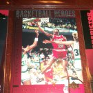 Michael Jordan 94-95 Upper Deck- Rare Basketball Heroes Insert