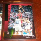Scottie Pippen 94-95 Upper Deck Rare Limited Edition- Scoring Predictor basketball card