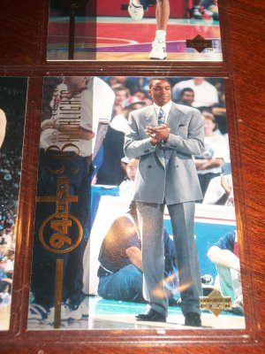 Isiah Thomas 94-95 Upper Deck basketball card- USA Highlights