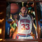 Grant Hill 94-95 Upper Deck basketball card- Rookie Class