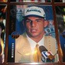 Jason Kidd 94-95 Upper Deck basketball card- Rookie Class