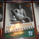 Chris Paul 05-06 upper Deck basketball card- Rookie Scrapbook card