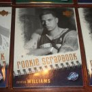 Deron Williams 05-06 Upper Deck basketball card- Rookie Scrapbook