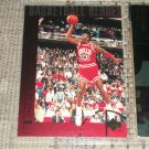 Michael Jordan Rare Basketball Heroes Upper Deck 94-95 card