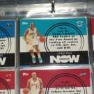 Chris Paul 2007 Topps Generation Now Basketball Insert Card