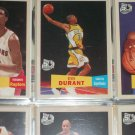 Kevin Durant 2007 Topps basketball-rookie card/2nd version