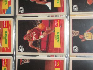 Lebron James 2007 Topps 50th anniversary/2nd version