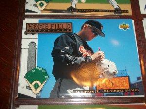 Cal Ripken jr 1994 Upper Deck-Home Field Advantage card