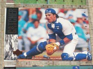 Mike Piazza 93 Upper Deck Baeball Card