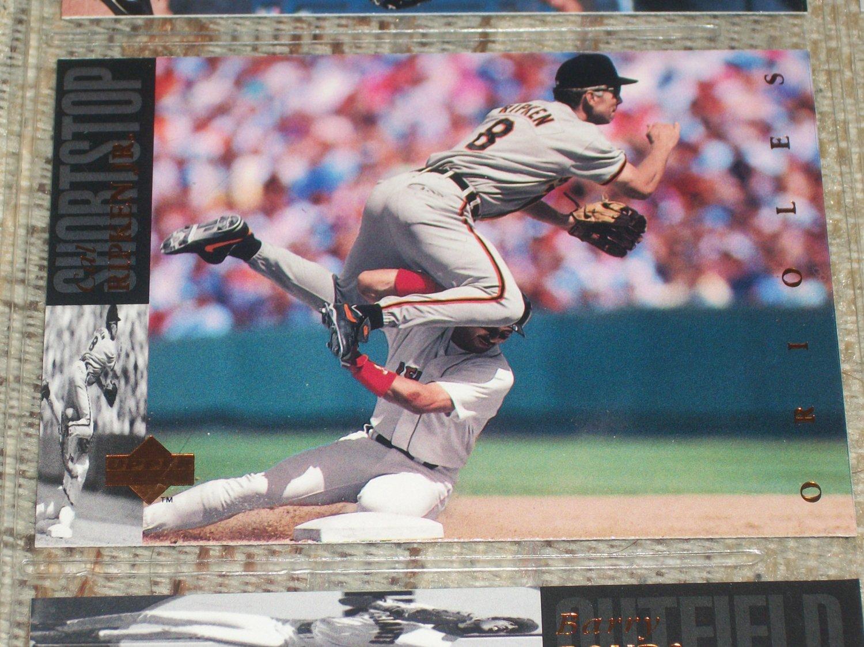 Cal Ripken Jr 93 Upper Deck baseball card